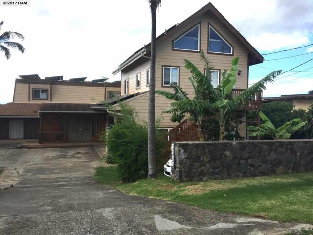 3326 Kihapai Pl, Pukalani, HI 96768 (MLS #374536) :: Island Sotheby's International Realty