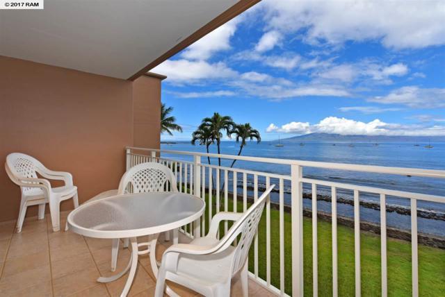 1403 Front St #304, Lahaina, HI 96761 (MLS #374548) :: Elite Pacific Properties LLC