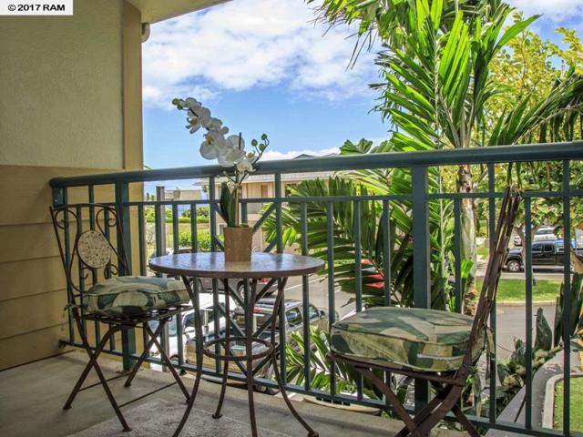 16 Polohina Ln 15-6, Lahaina, HI 96761 (MLS #374588) :: Island Sotheby's International Realty