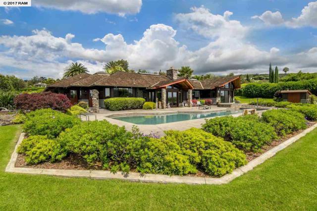 31 Welina Pl, Pukalani, HI 96768 (MLS #374589) :: Island Sotheby's International Realty
