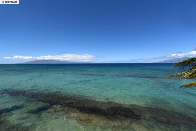 3823 Lower Honoapiilani Rd #408, Lahaina, HI 96761 (MLS #374596) :: Island Sotheby's International Realty