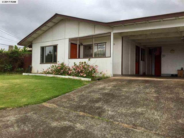 1106 Puana St, Makawao, HI 96768 (MLS #374613) :: Island Sotheby's International Realty