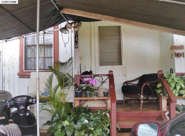 946 Houston St, Lanai City, HI 96763 (MLS #374637) :: Island Sotheby's International Realty