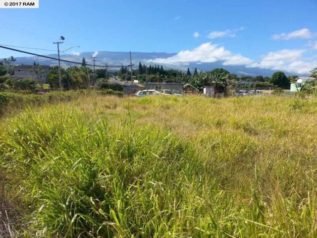 2956 Old Haleakala Hwy, Pukalani, HI 96768 (MLS #374770) :: Elite Pacific Properties LLC