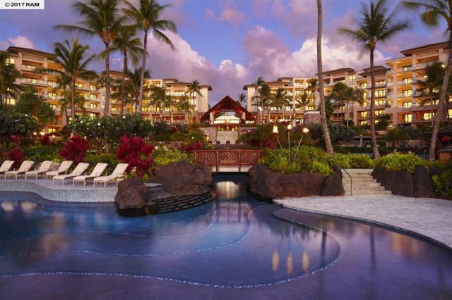 1 Bay Dr #5203, Lahaina, HI 96761 (MLS #374792) :: Island Sotheby's International Realty