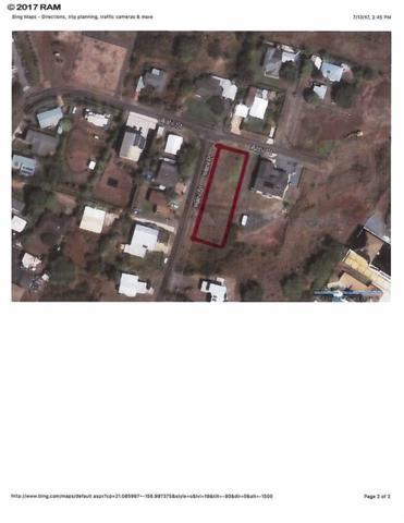 230 Iliahi St, Kaunakakai, HI 96748 (MLS #374844) :: Elite Pacific Properties LLC