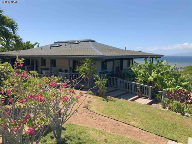 154 Makanui Rd, Kaunakakai, HI 96748 (MLS #374855) :: Elite Pacific Properties LLC