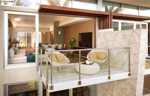 6 Makali'i At Wailea Ln 6C, Kihei, HI 96753 (MLS #374870) :: Elite Pacific Properties LLC