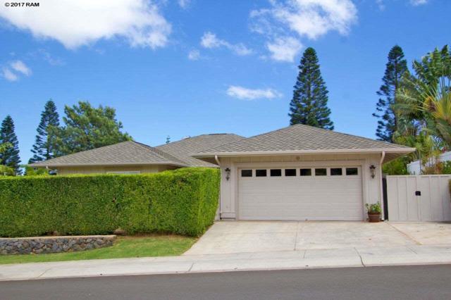 33 Ala Apapa Pl, Makawao, HI 96768 (MLS #374876) :: Elite Pacific Properties LLC