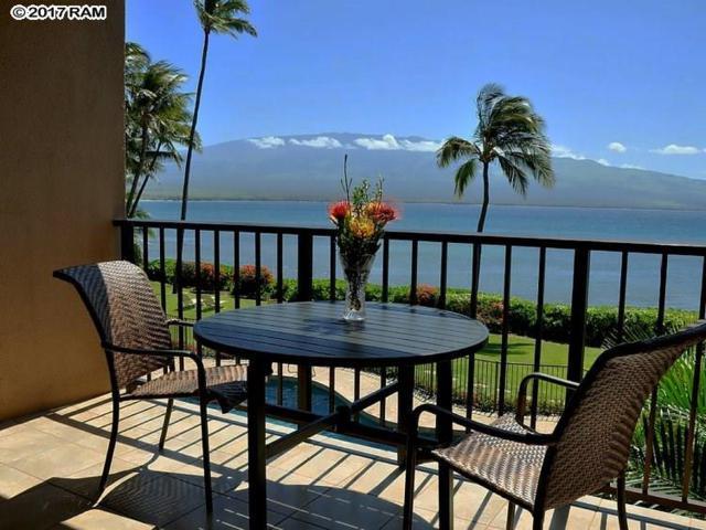 190 Hauoli Rd #209, Wailuku, HI 96793 (MLS #374882) :: Elite Pacific Properties LLC