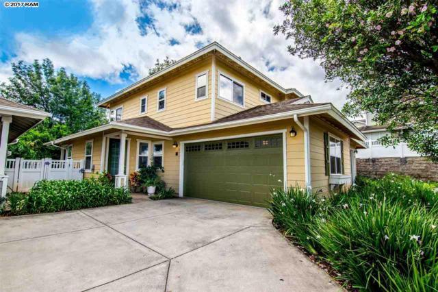 52 Kuinehe Pl #21, Pukalani, HI 96768 (MLS #374884) :: Elite Pacific Properties LLC