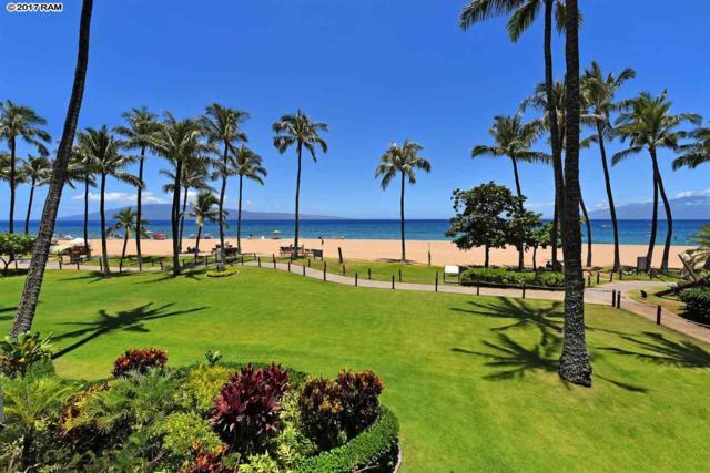 50 Nohea Kai Dr 1-205, Lahaina, HI 96761 (MLS #374901) :: Elite Pacific Properties LLC