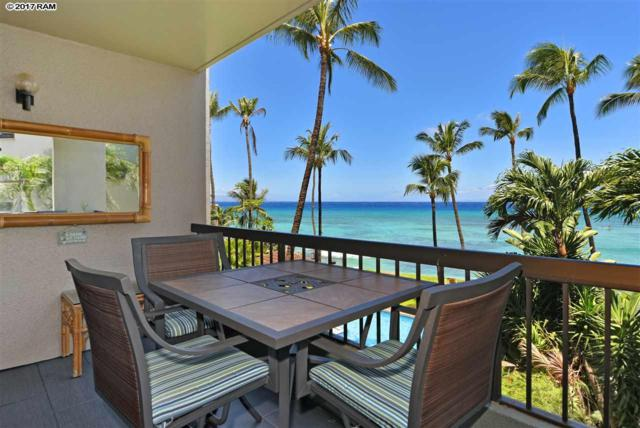 3875 Lower Honoapiilani Rd B-301, Lahaina, HI 96761 (MLS #374912) :: Elite Pacific Properties LLC