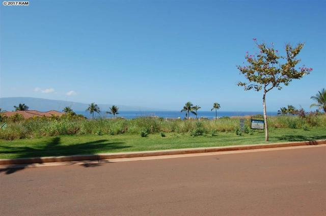 627 Anapuni Loop Lot 8 Ph 2, Lahaina, HI 96761 (MLS #374915) :: Elite Pacific Properties LLC