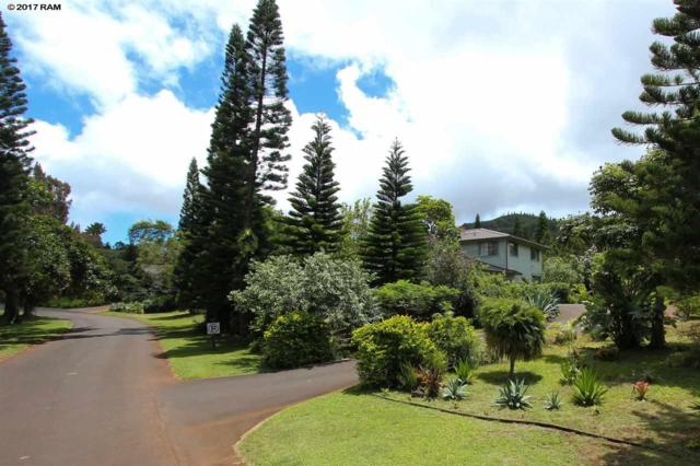 210 Kaunaoa Dr, Lanai City, HI 96763 (MLS #374931) :: Island Sotheby's International Realty