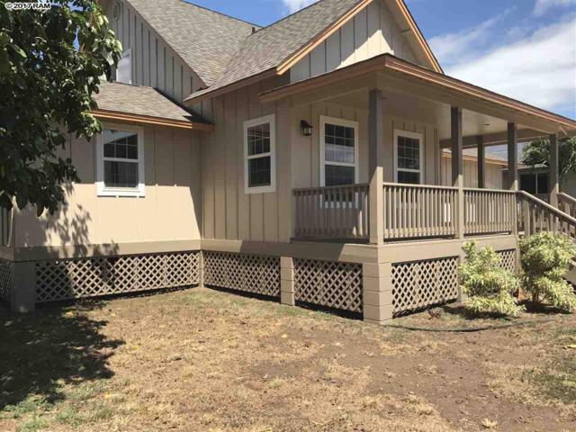 65 Oluea St, Kihei, HI 96753 (MLS #374939) :: Elite Pacific Properties LLC