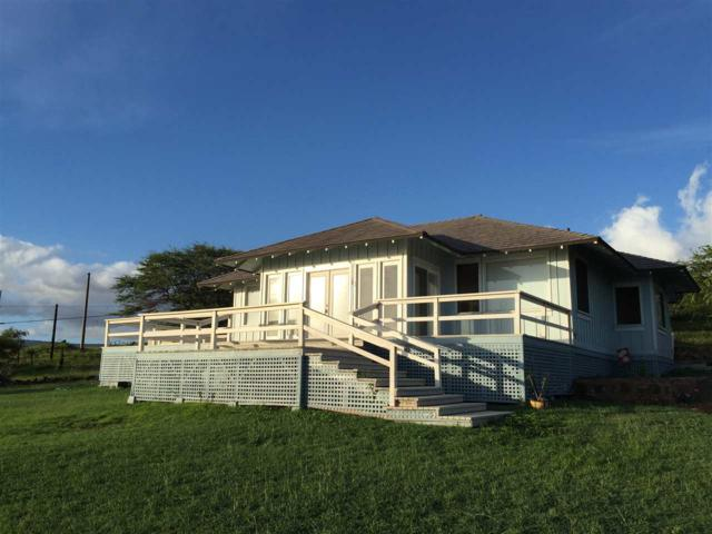 46 Kaumalapau Rd, Lanai City, HI 96763 (MLS #374955) :: Elite Pacific Properties LLC