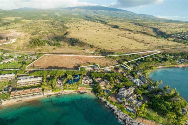 0 Honoapiilani Hwy, Lahaina, HI 96761 (MLS #375015) :: Elite Pacific Properties LLC