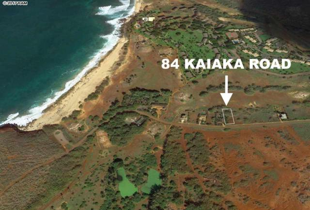 84 Kaiaka Rd, Maunaloa, HI 96770 (MLS #375143) :: Island Sotheby's International Realty