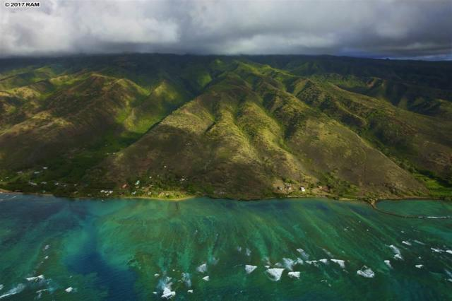 0 Kamehameha V Hwy, Kaunakakai, HI 96748 (MLS #375151) :: Island Sotheby's International Realty