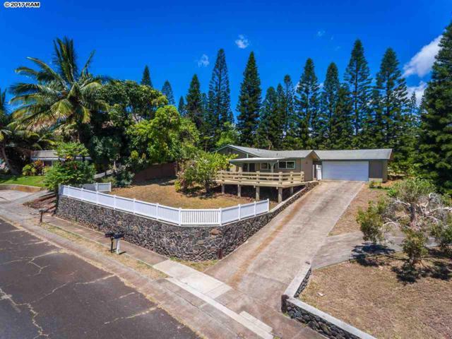 201 Kaualani Dr, Makawao, HI 96768 (MLS #375199) :: Island Sotheby's International Realty