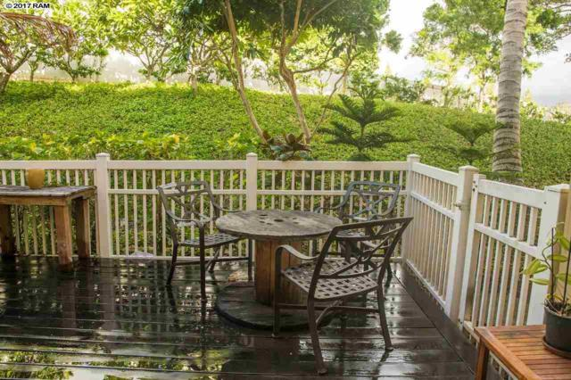 15 Ki Ohu Ohu Ln 24/3, Lahaina, HI 96761 (MLS #375204) :: Island Sotheby's International Realty