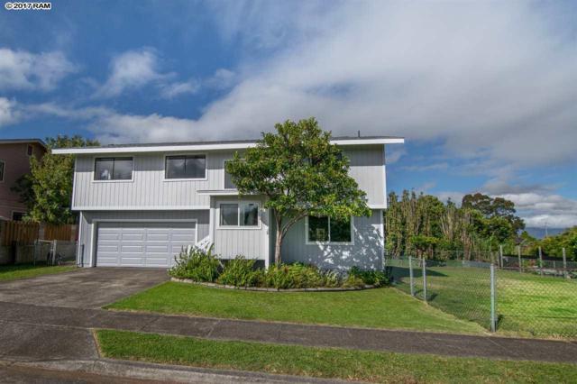 229 N Makaleha Pl, Makawao, HI 96768 (MLS #375229) :: Island Sotheby's International Realty