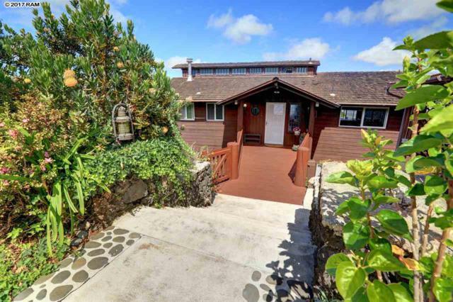 59 Holomakani Dr, Kula, HI 96790 (MLS #375256) :: Island Sotheby's International Realty