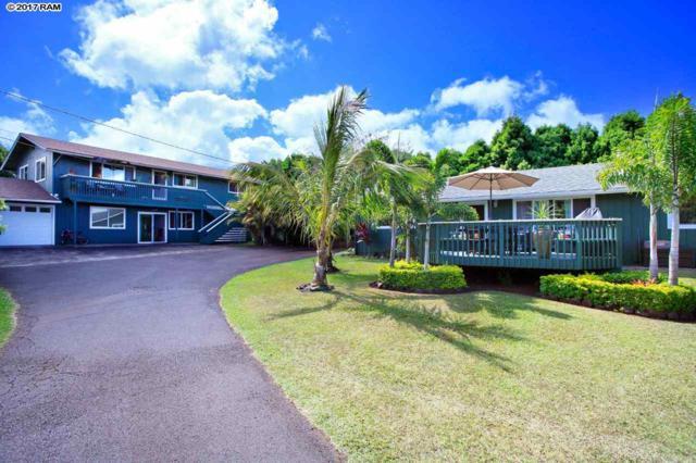 2811 Kokomo Rd, Haiku, HI 96708 (MLS #375279) :: Island Sotheby's International Realty