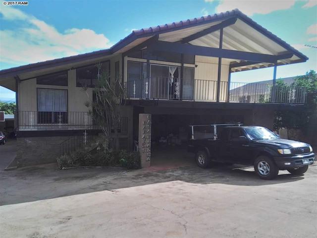 258 Kaiwi St St, Kaunakakai, HI 96748 (MLS #375288) :: Island Sotheby's International Realty