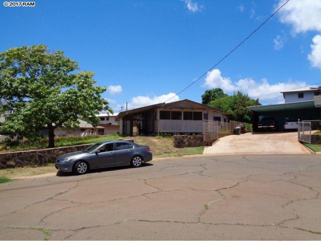 31 Moha Pl, Kaunakakai, HI 96748 (MLS #375292) :: Island Sotheby's International Realty