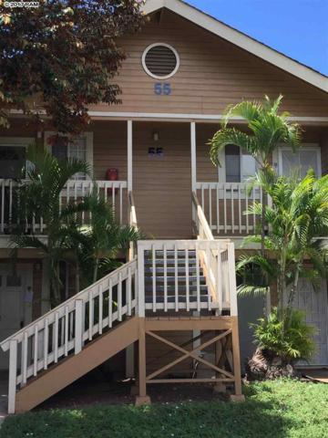140 Uwapo Rd 55-206, Kihei, HI 96753 (MLS #375305) :: Elite Pacific Properties LLC