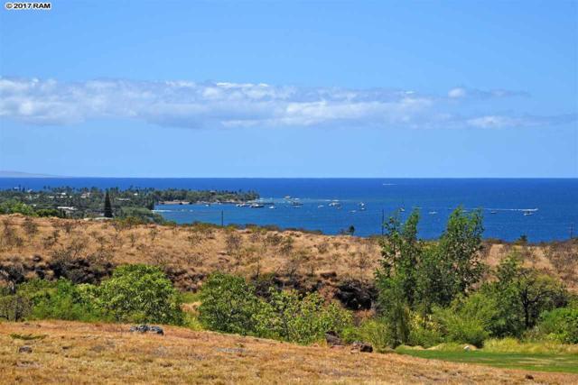 377 Anapuni Loop Lanikeha Ph 2 L, Lahaina, HI 96761 (MLS #375307) :: Island Sotheby's International Realty