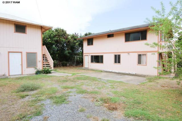 1984 Liko St, Wailuku, HI 96793 (MLS #375323) :: Island Sotheby's International Realty