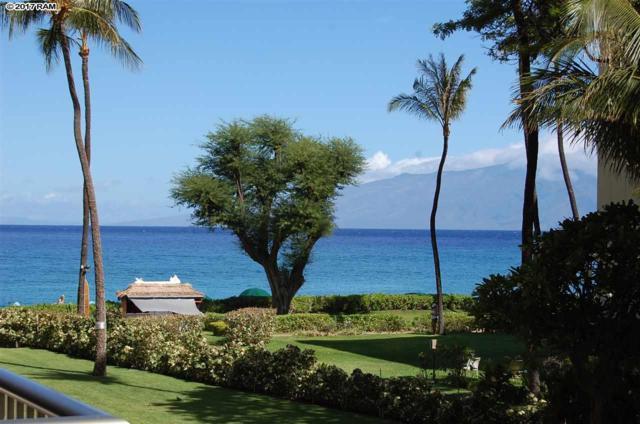 2481 Kaanapali Pkwy 220 S, Lahaina, HI 96761 (MLS #375324) :: Island Sotheby's International Realty