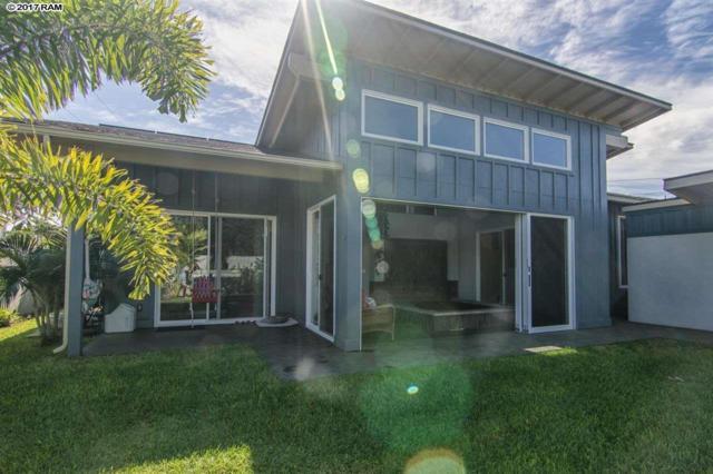 549 Kuanana St, Paia, HI 96779 (MLS #375330) :: Island Sotheby's International Realty