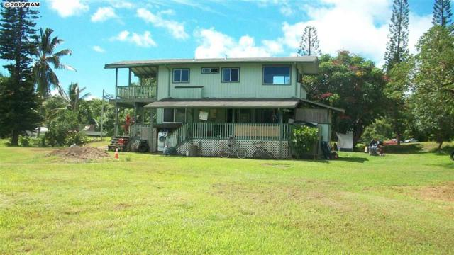 285 Alalele Pl A, Hana, HI 96713 (MLS #375369) :: Elite Pacific Properties LLC