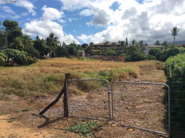 3267 Akala Dr, Kihei, HI 96753 (MLS #375398) :: Island Sotheby's International Realty