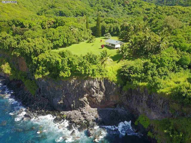 39606 Hana Hwy, Hana, HI 96713 (MLS #375420) :: Elite Pacific Properties LLC