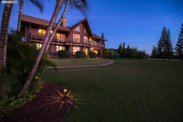 25 Poko Way, Haiku, HI 96708 (MLS #375442) :: Elite Pacific Properties LLC