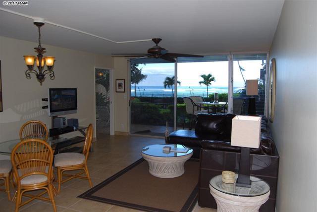 4401 Lower Honoapiilani Rd B102, Lahaina, HI 96761 (MLS #375457) :: Elite Pacific Properties LLC