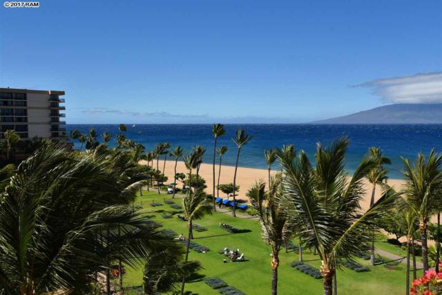 50 Nohea Kai Dr 3-702, Lahaina, HI 96761 (MLS #375468) :: Elite Pacific Properties LLC