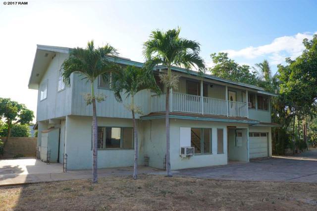 440 Mikioi Pl, Kihei, HI 96753 (MLS #375516) :: Island Sotheby's International Realty