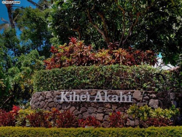 2531 S Kihei Rd B-105, Kihei, HI 96753 (MLS #375521) :: Elite Pacific Properties LLC