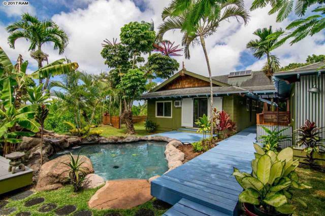 690 E Kuiaha Rd, Haiku, HI 96708 (MLS #375526) :: Elite Pacific Properties LLC