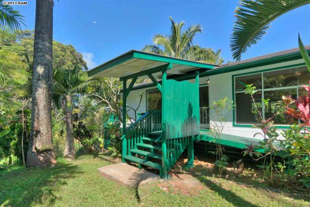 650 Pakanu St, Haiku, HI 96708 (MLS #375536) :: Elite Pacific Properties LLC