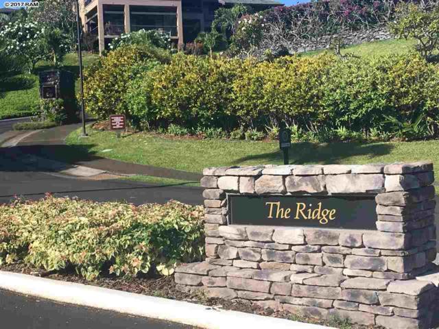 100 Ridge Rd #612, Lahaina, HI 96761 (MLS #375541) :: Elite Pacific Properties LLC