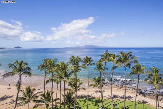 2960 S Kihei Rd #807, Kihei, HI 96753 (MLS #375558) :: Elite Pacific Properties LLC