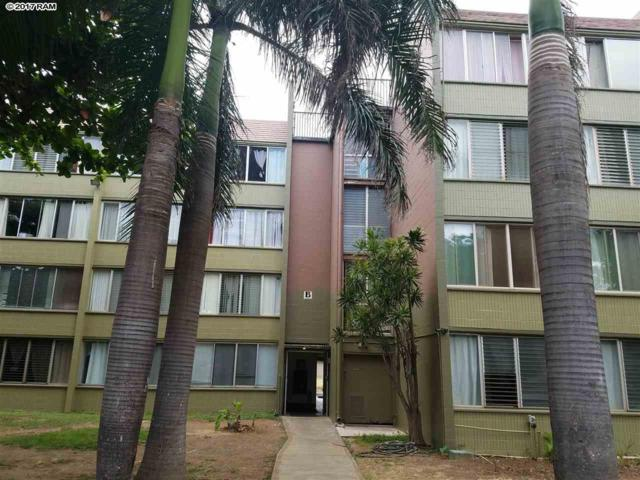111 Kahului Beach Rd B-406, Kahului, HI 96732 (MLS #375563) :: Elite Pacific Properties LLC