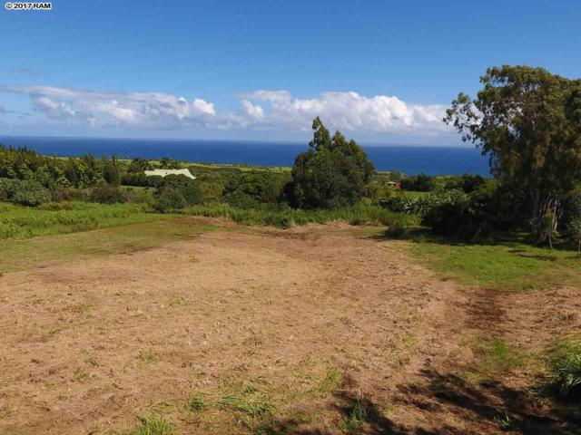 17 Manawai Pl Lot 1 Unit B, Haiku, HI 96708 (MLS #375593) :: Elite Pacific Properties LLC